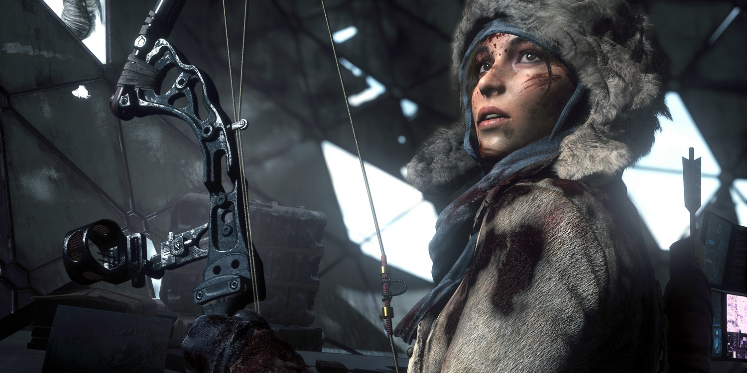 Rise Of The Tomb Raider For Mac
