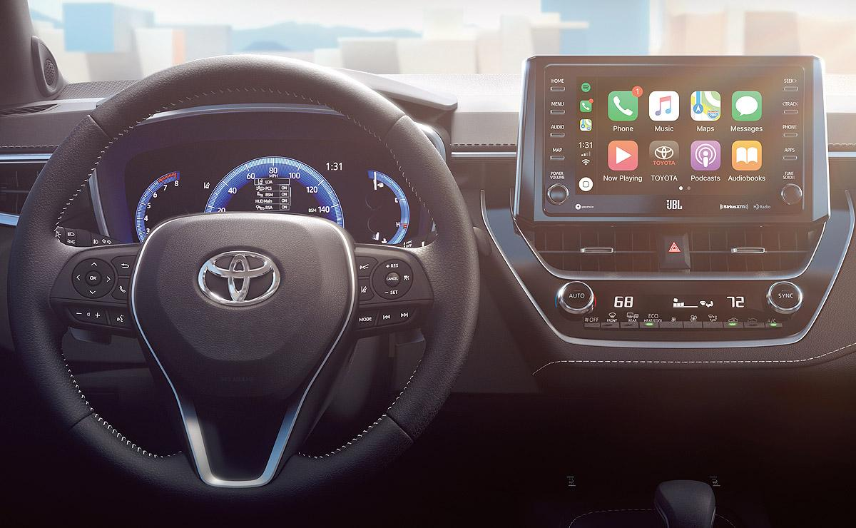 Toyota Expands Its Standard Carplay Offerings With 2019 Rav4 And