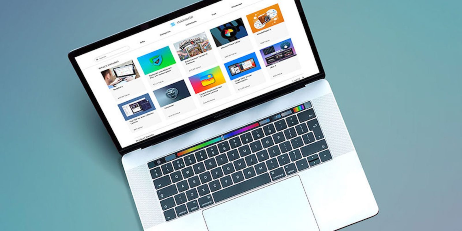 The 2018 Mac Essentials Bundle offers 10 elite apps: BusyCal