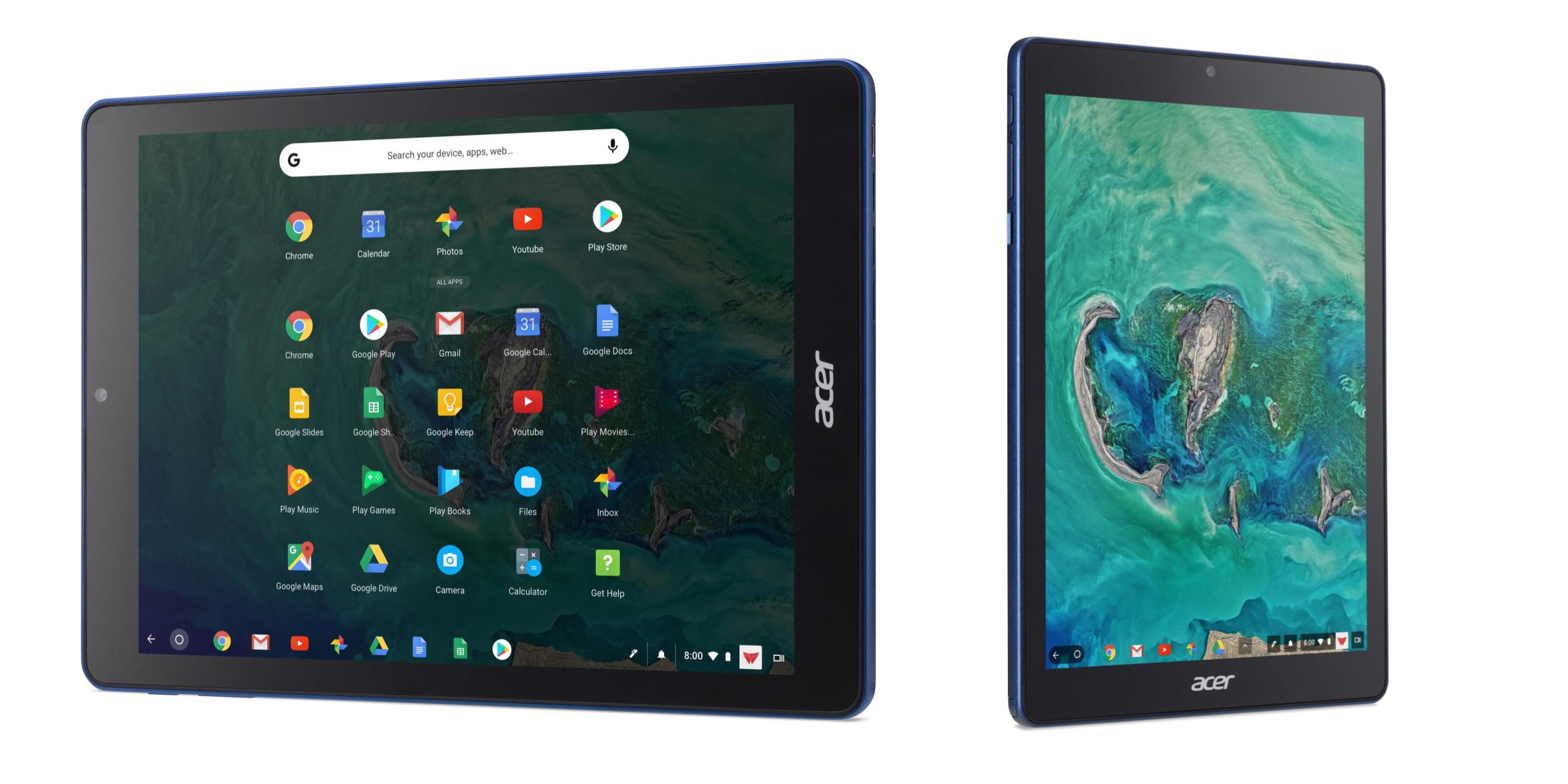 Google debuts Chrome OS tablets to take on the iPad in education