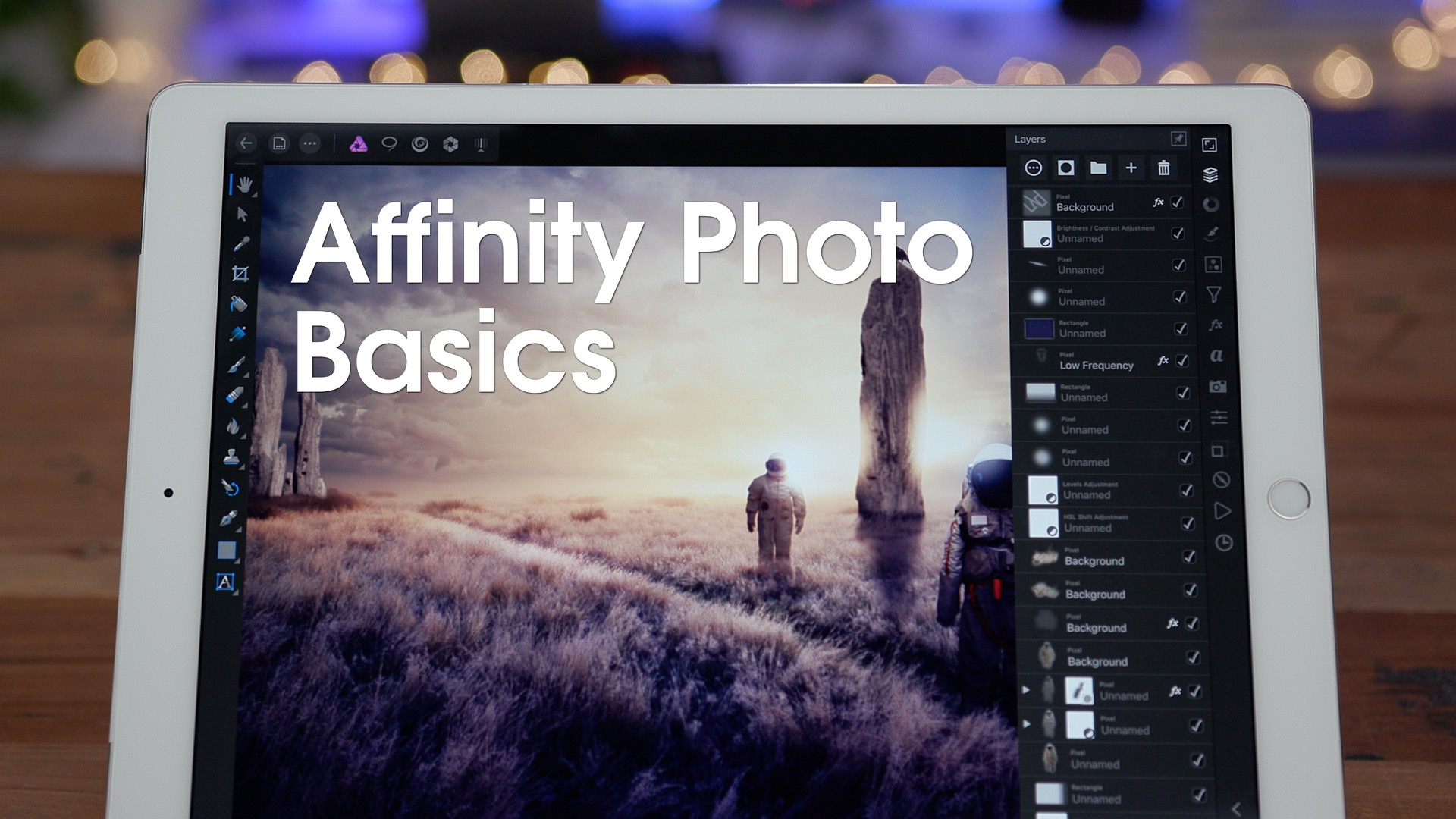 Affinity Photo for iPad: 25+ getting started tips [Video]