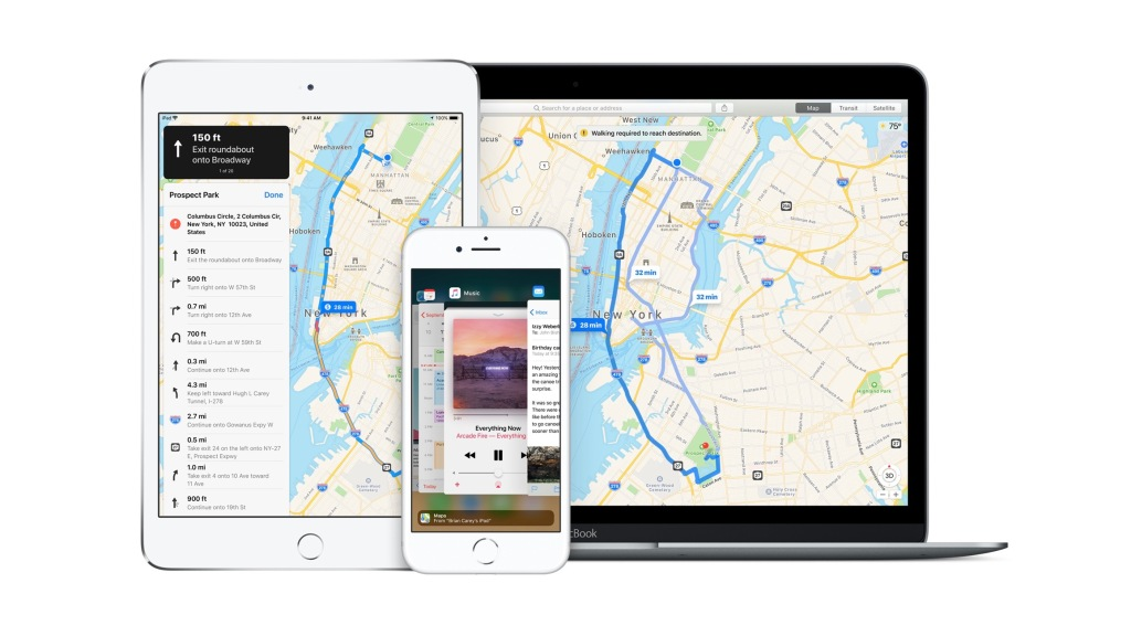 iPhone: How to toggle tolls or highways in Apple Maps - 9to5Mac