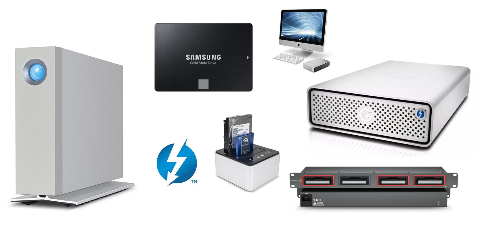 The best HDD/SSD solutions for Logic Pro X users, content