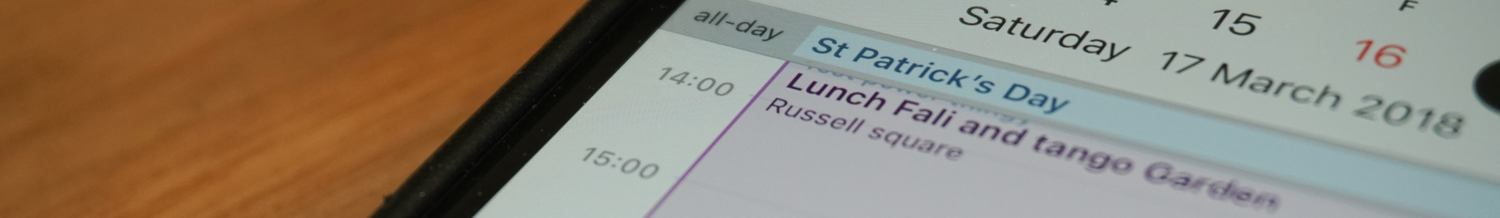 How To Use Color Coded Calendars On Mac Iphone And Ipad To Maintain