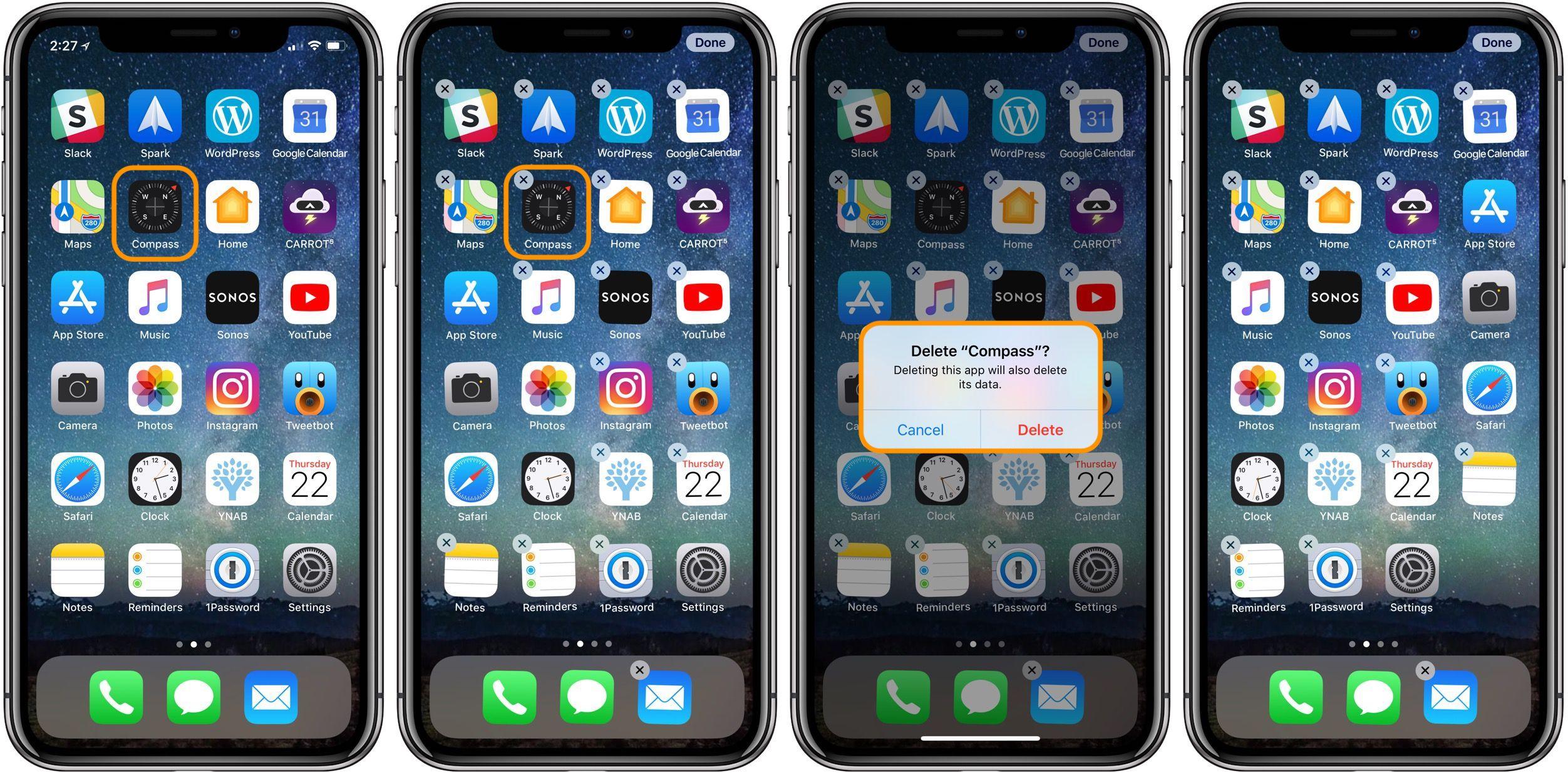 App app iphone