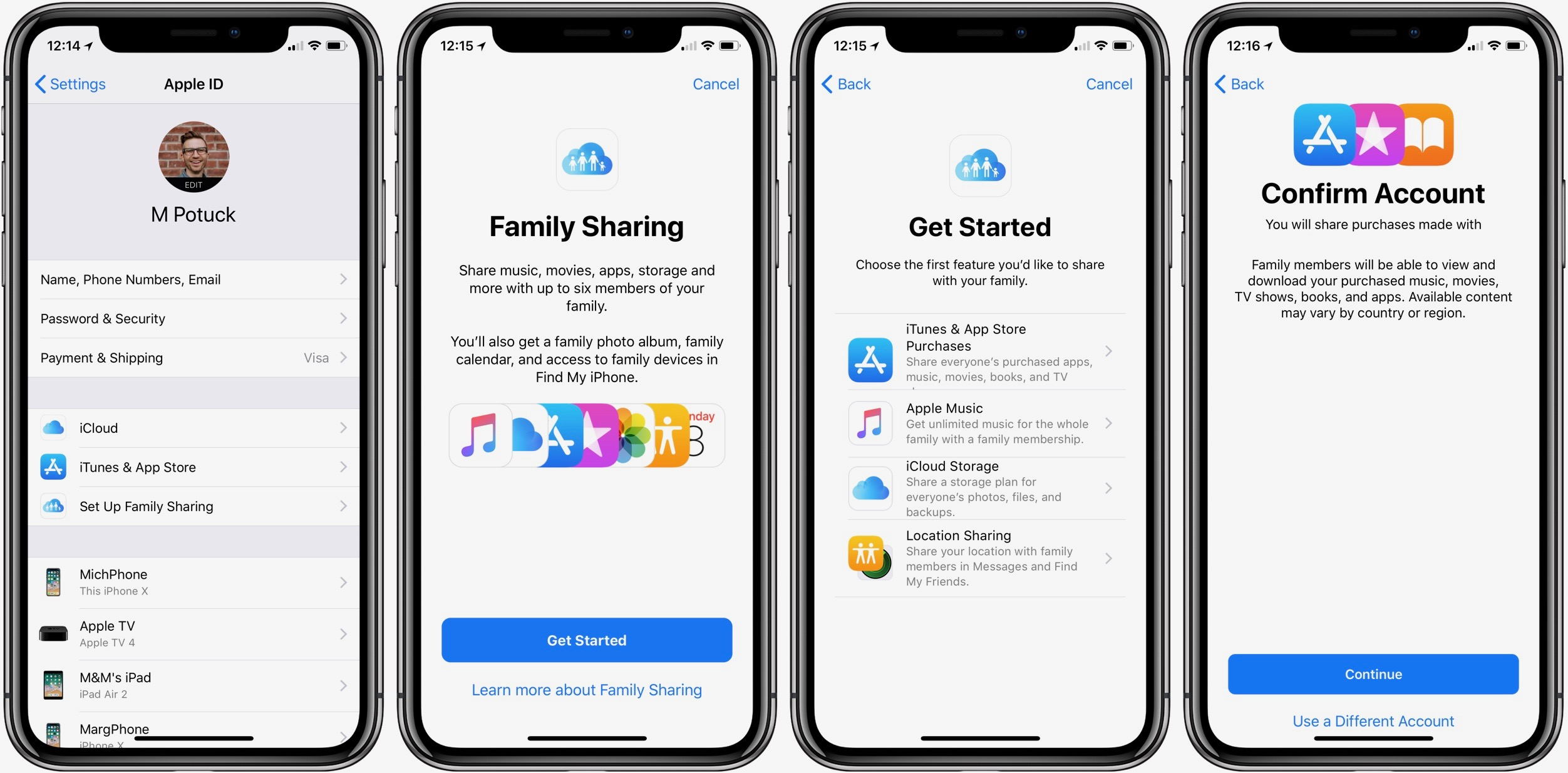 How to set up Family Sharing and create a child's Apple ID on iPhone and  iPad - 9to5Mac