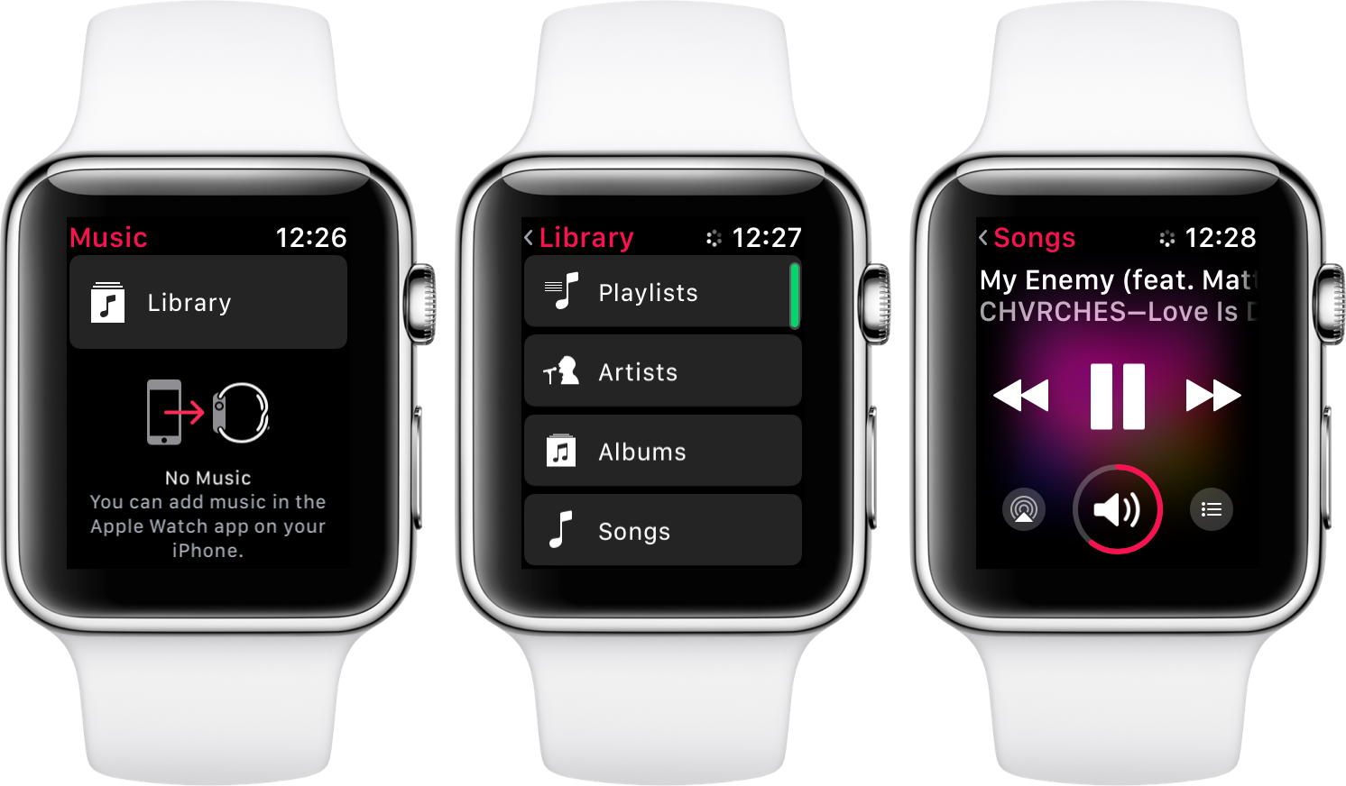 How to apple watch 3