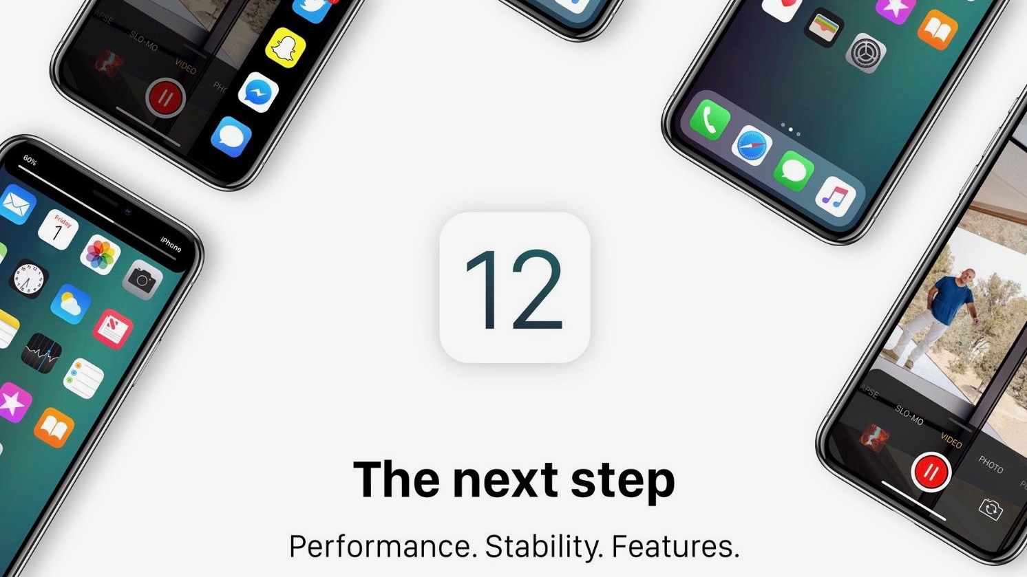 New iOS 12 concept offers up refreshed Lock screen, App Bar, Guest Mode, Face ID tricks, and more