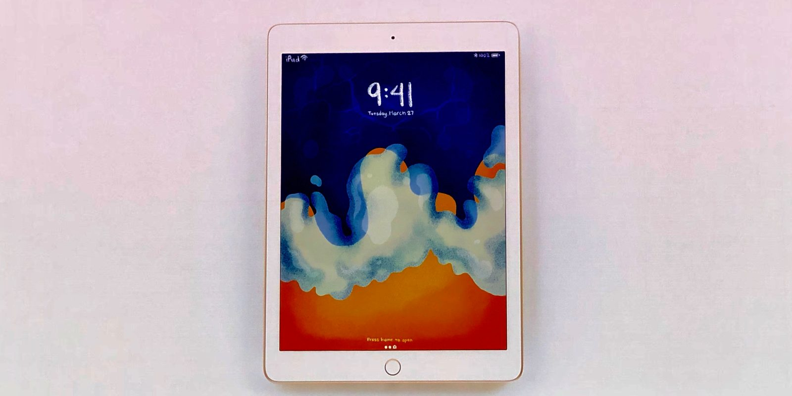 Apple Unveils New 97 Inch Ipad With Pencil Support A10 Mini Retina 32gb Wifi Cell Silver Fusion Chip At Education Event