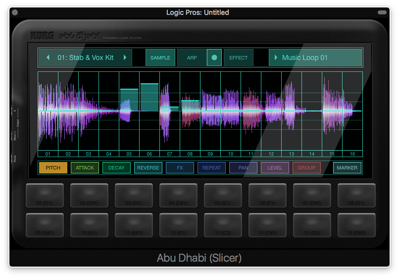 Logic Pros Review: is KORG Gadget's massive library of instruments