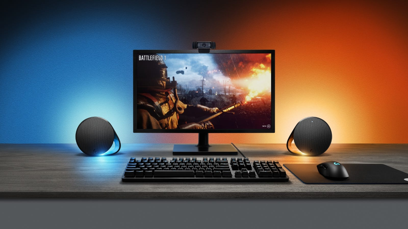 Logitech's new G560 gaming speakers bring RGB immersion to your desktop
