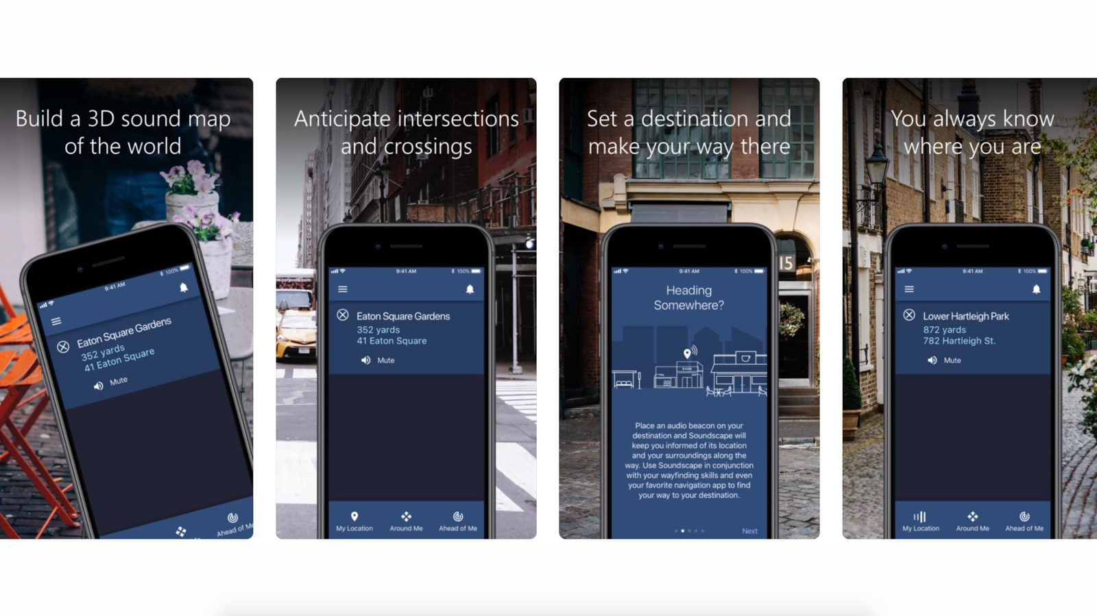 Microsoft's latest iOS accessibility app gives directions