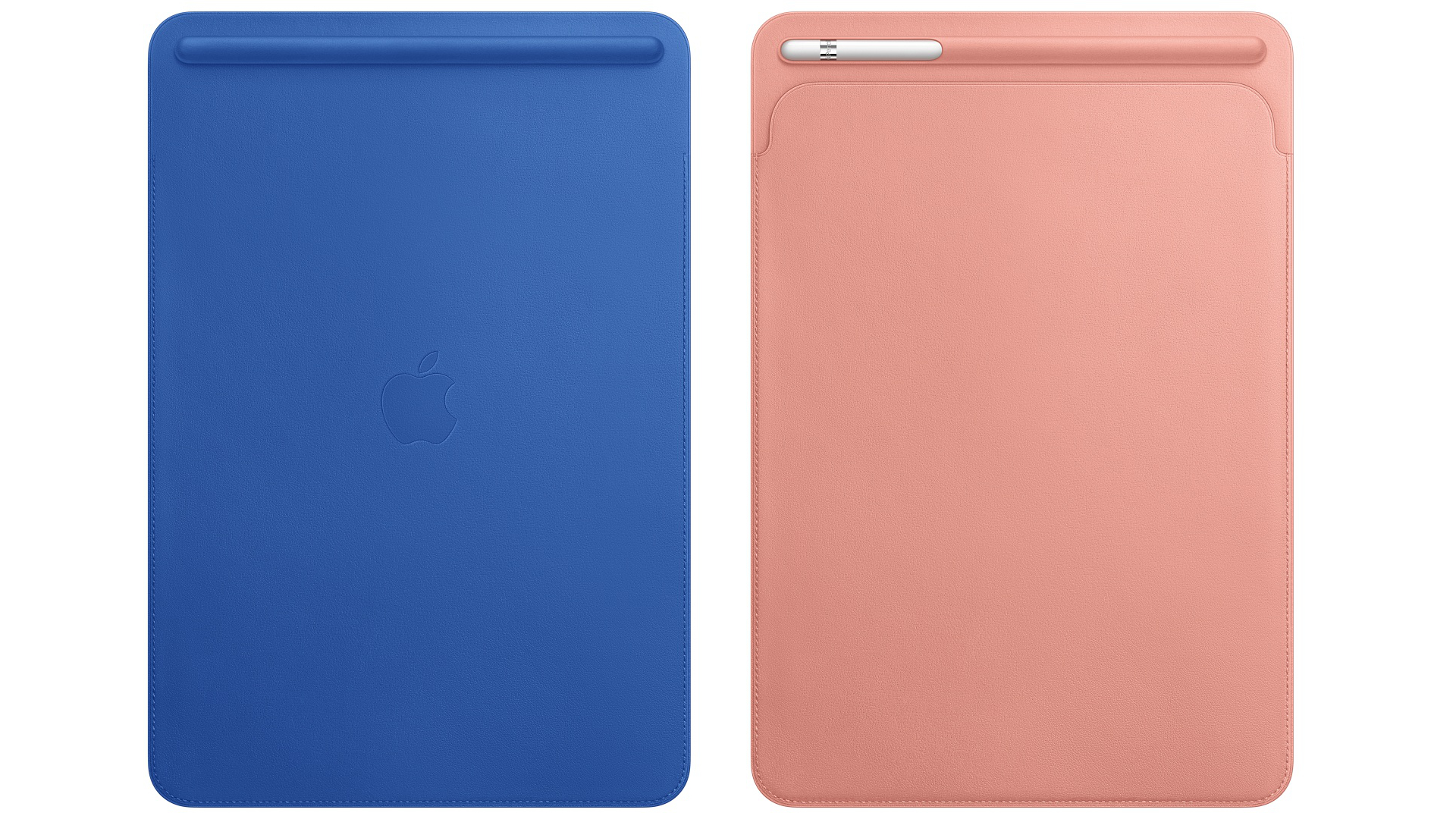 Apple launches new spring-inspired Leather Sleeve and Smart Cover colors for 10.5-inch iPad Pro
