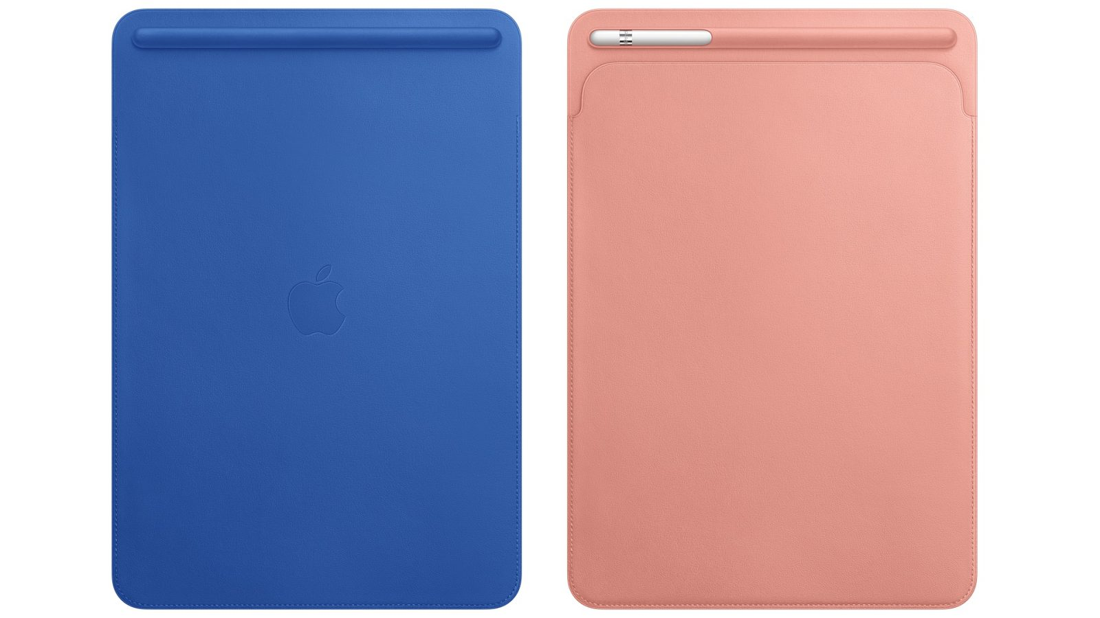 5f5c0ac1c062 Apple launches new spring-inspired Leather Sleeve and Smart Cover colors  for 10.5-inch iPad Pro