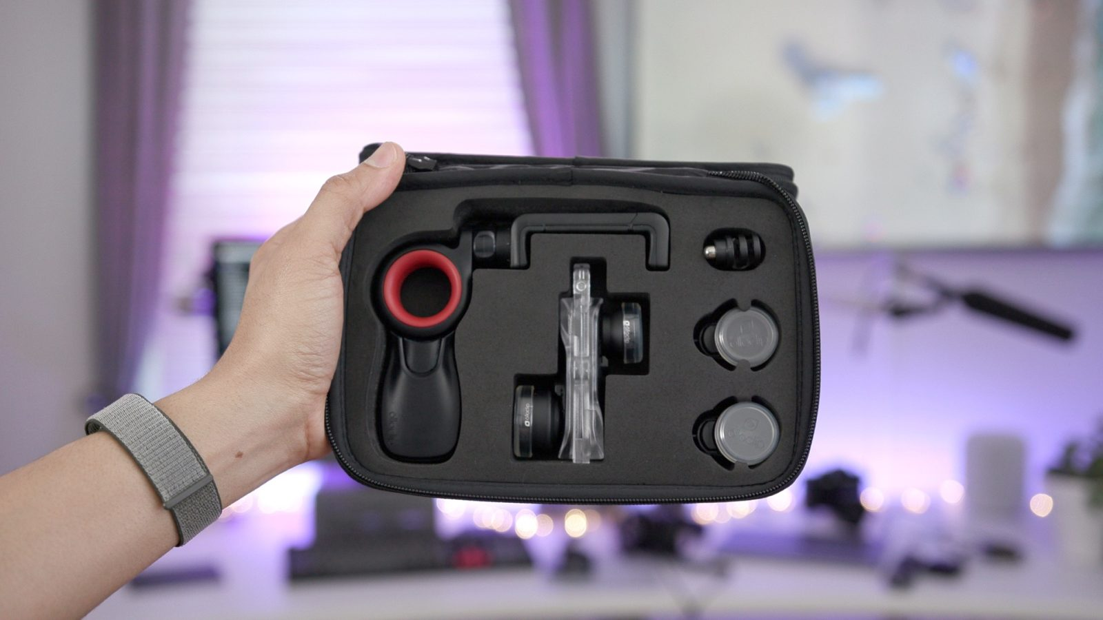 Hands-on: Olloclip Filmer's Kit provides valuable tools for iPhone
