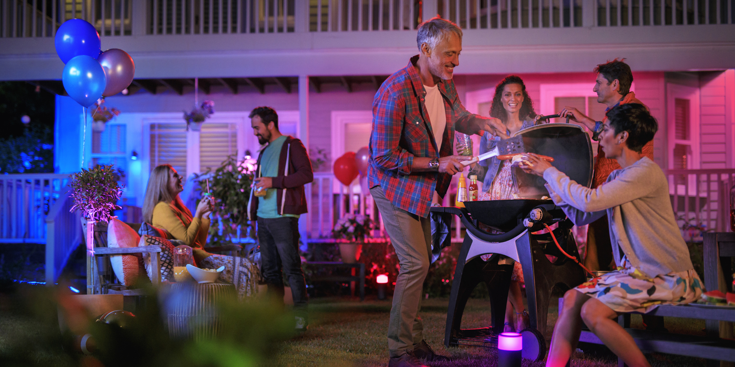 Philips Hue Outdoor Lights Will Be Available In July With Three Products On Offer
