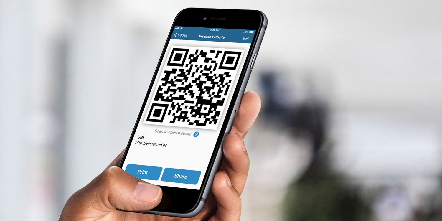 how do i scan a qr code on iphone
