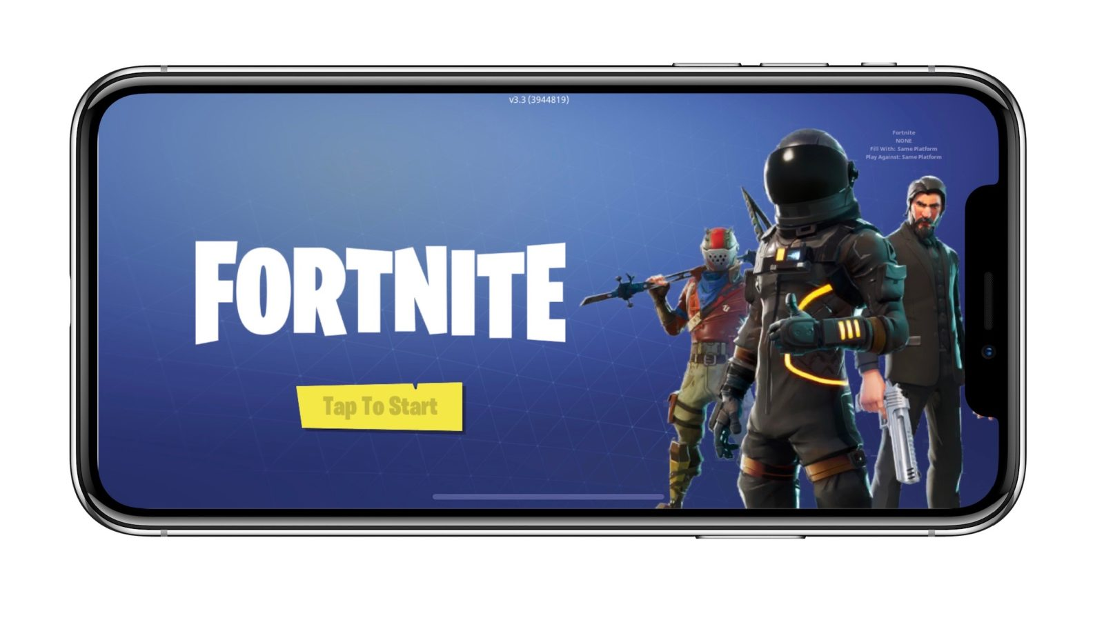 fortnite for ios is now live in the app store here s how to get an invite - how many players in fortnite right now
