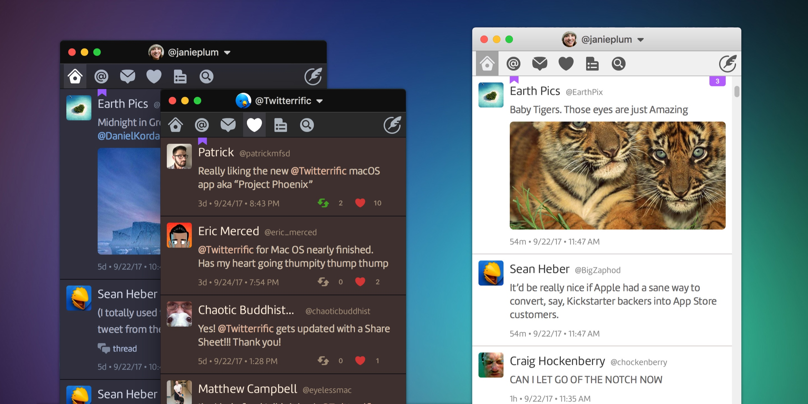 Twitterrific 5 for Mac