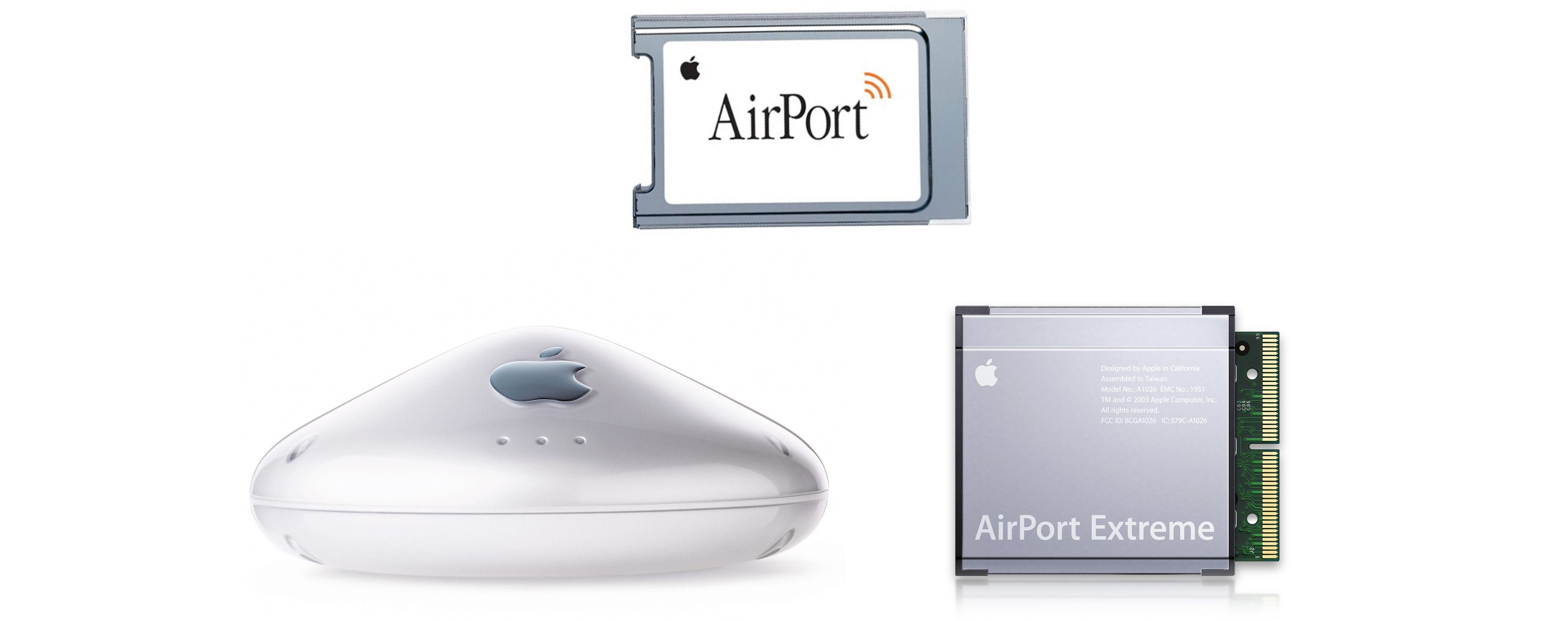 Apple officially discontinues AirPort router line, no plans