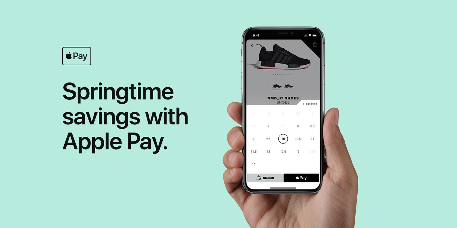 Apple Pay promo offers 15-30% discounts