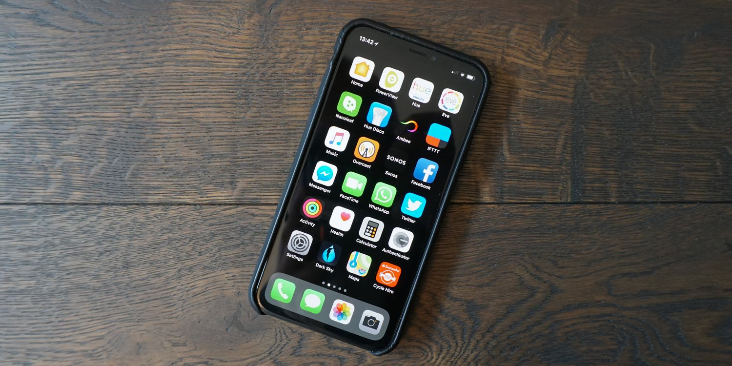 iPhone X Diary: I've gone on an app and notifications diet