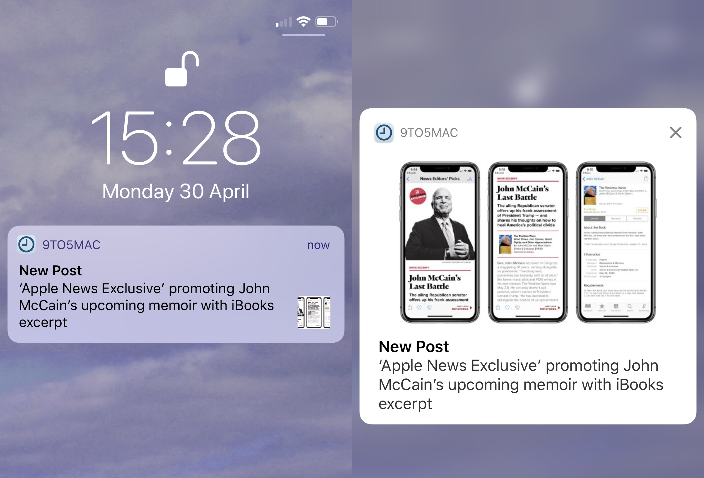 get the new 9to5mac app for iphone and ipad with push notifications