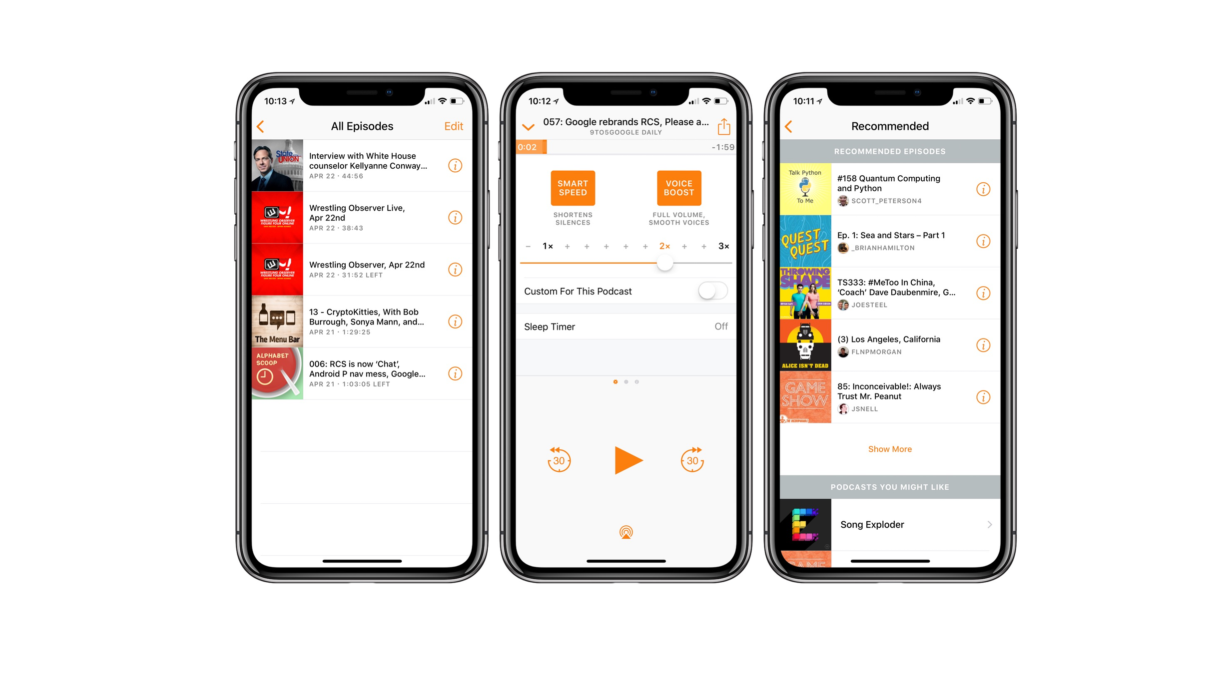 What are Podcasts on iPhone, and why are they needed? 76
