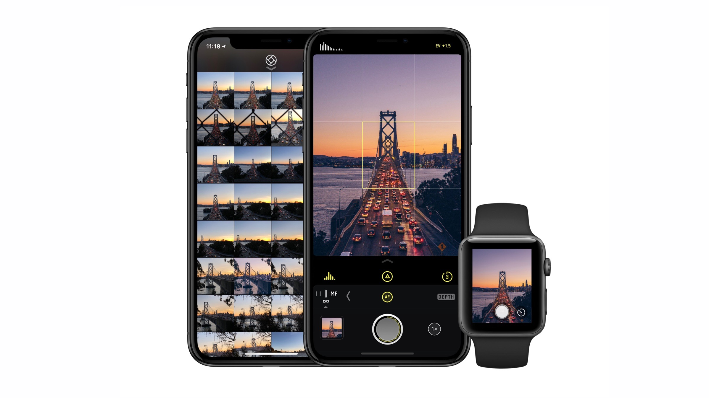 halide camera for ios 12 gains siri shortcuts and iphone xs max support technical readout feature more
