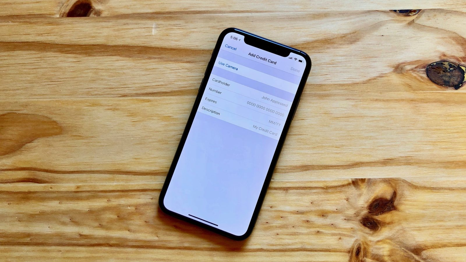 How to add credit cards to Safari's AutoFill on iPhone - 9to5Mac