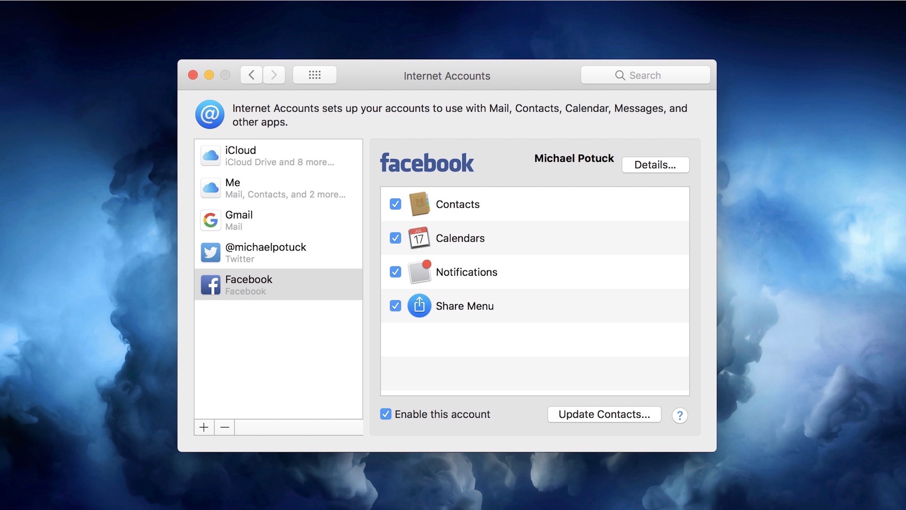 How to remove your Facebook data from macOS