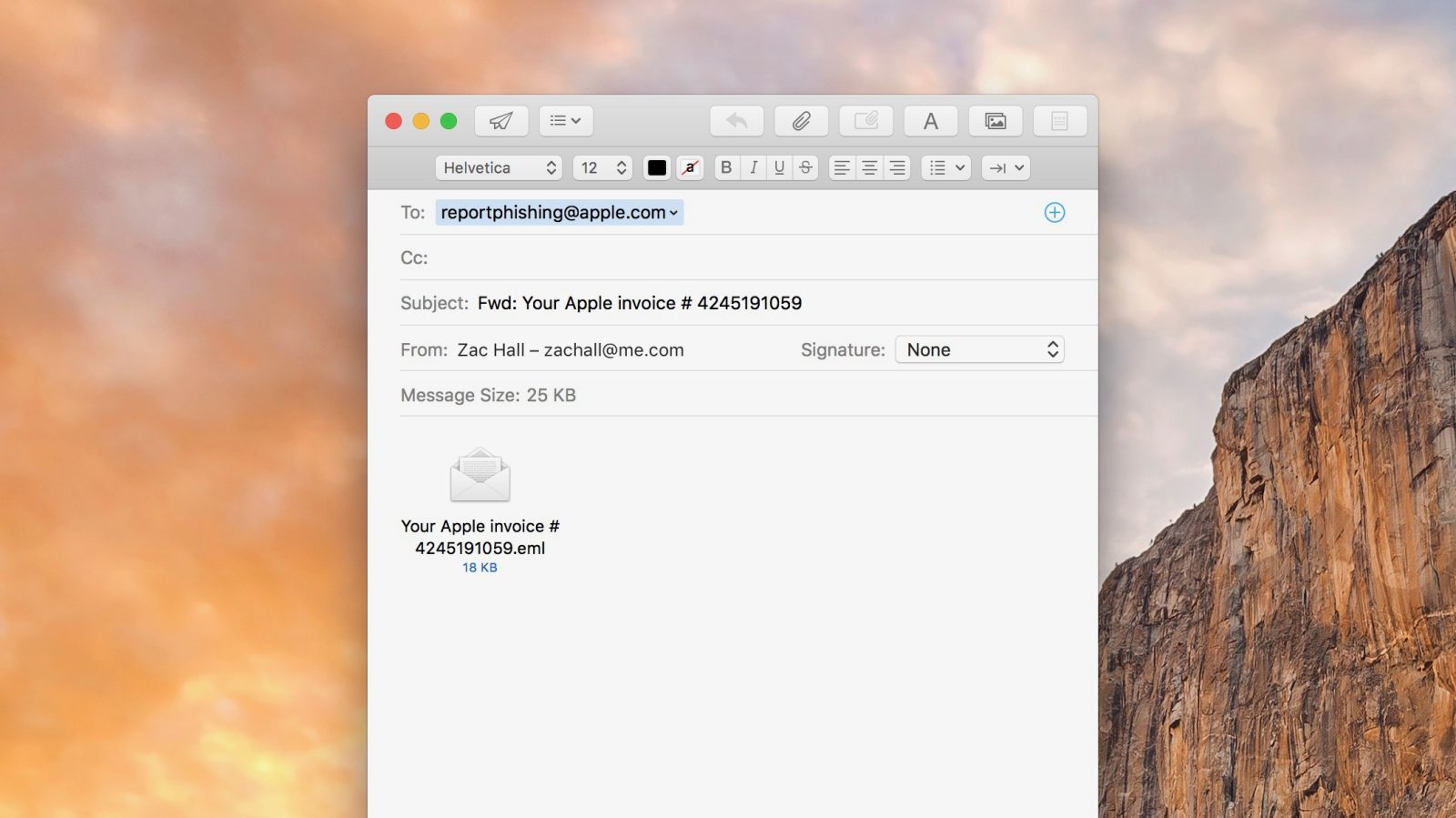 How To Report Phishing Attempts And Other Suspicious Messages To Apple 9to5mac