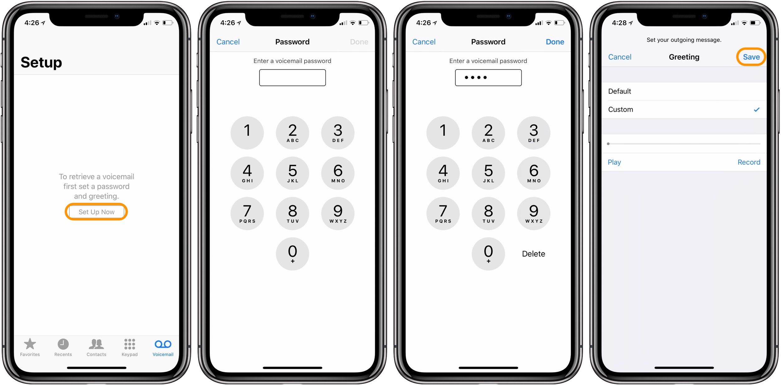 How to set up or recover voicemail on iphone 9to5mac how to set up or recover voicemail on iphone m4hsunfo