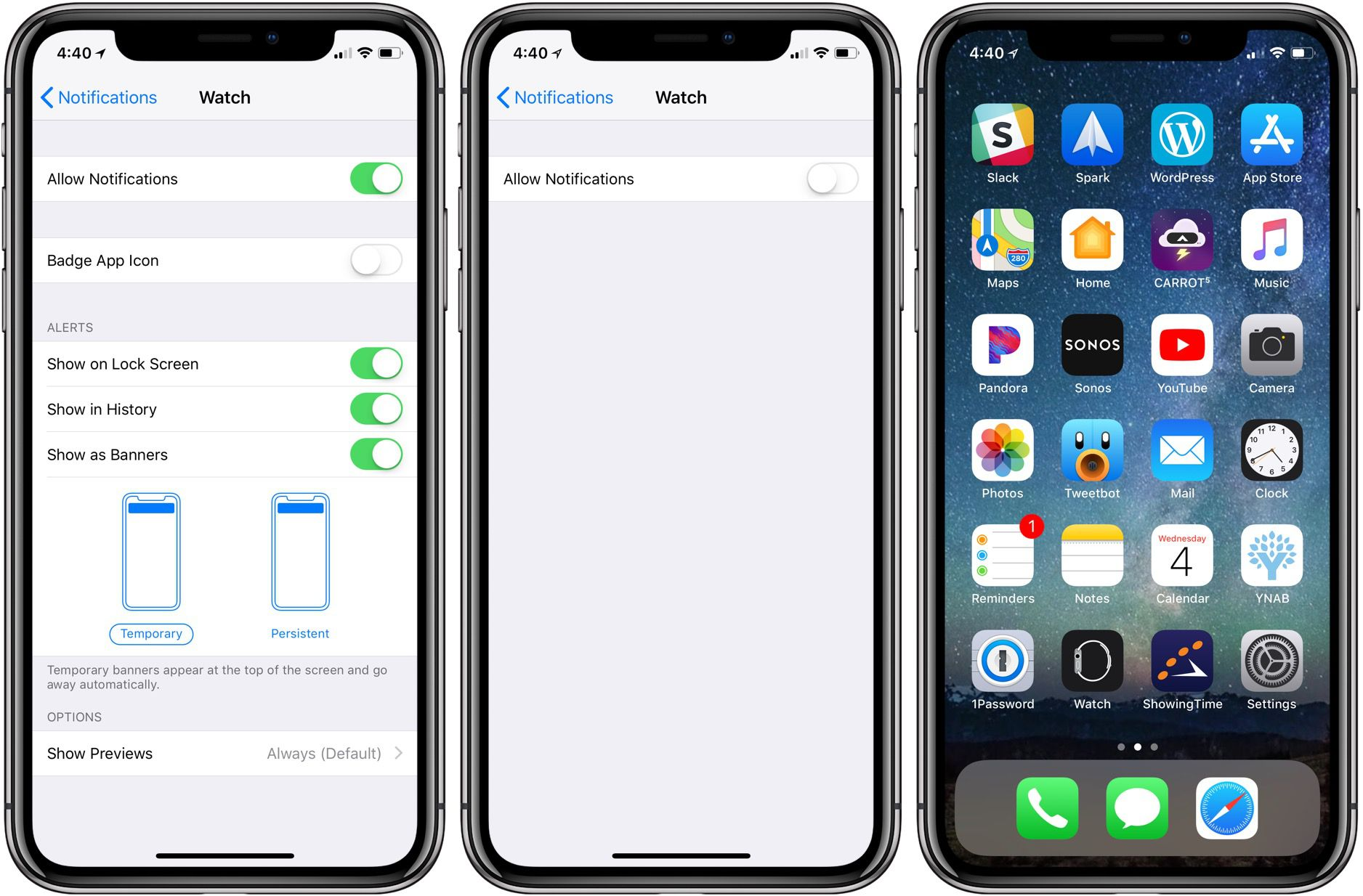How To Turn On Notifications On Iphone 6 How to Turn on