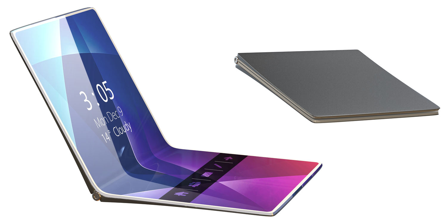 First foldable phones predicted to hit market this year, ahead of Apple's rumored plans