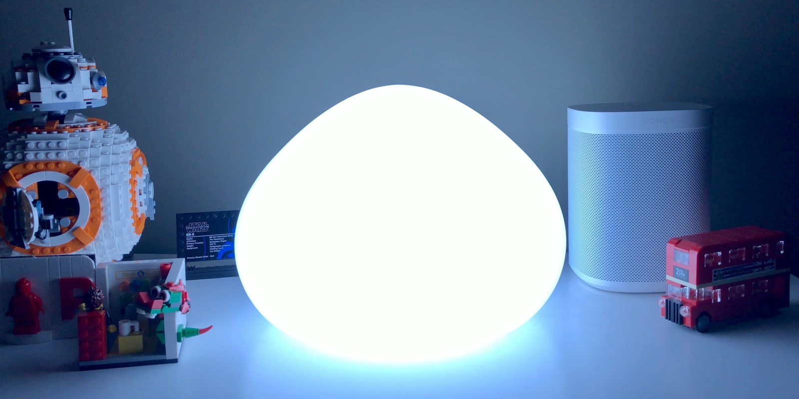Review Philips Hue Wellner Is A Homekit Table Lamp With A Fun