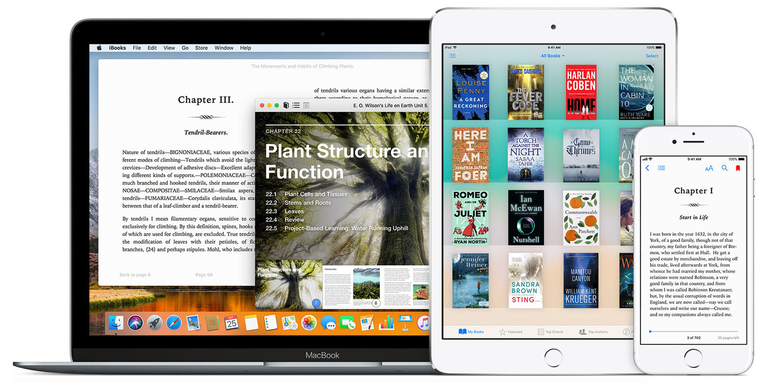 Apple revamps affiliate program for Apple Books, offering increased rates for authors & more