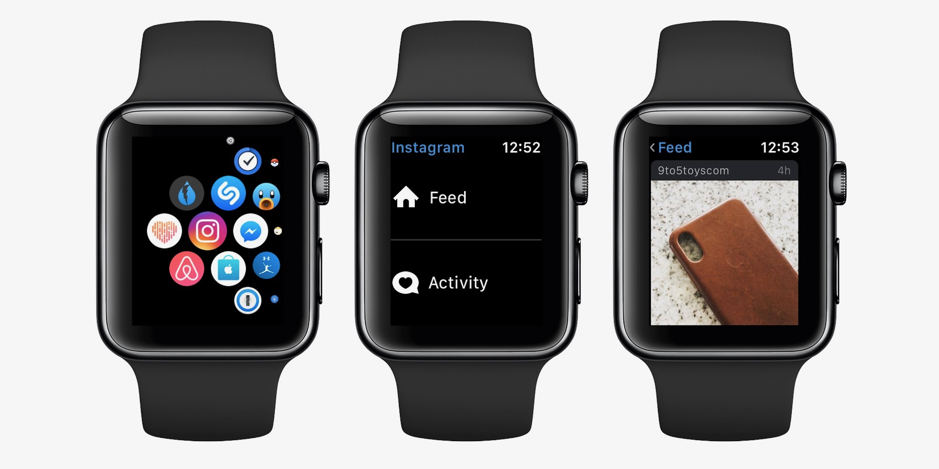 Instagram for Apple Watch killed as Apple begins requiring native apps in updates
