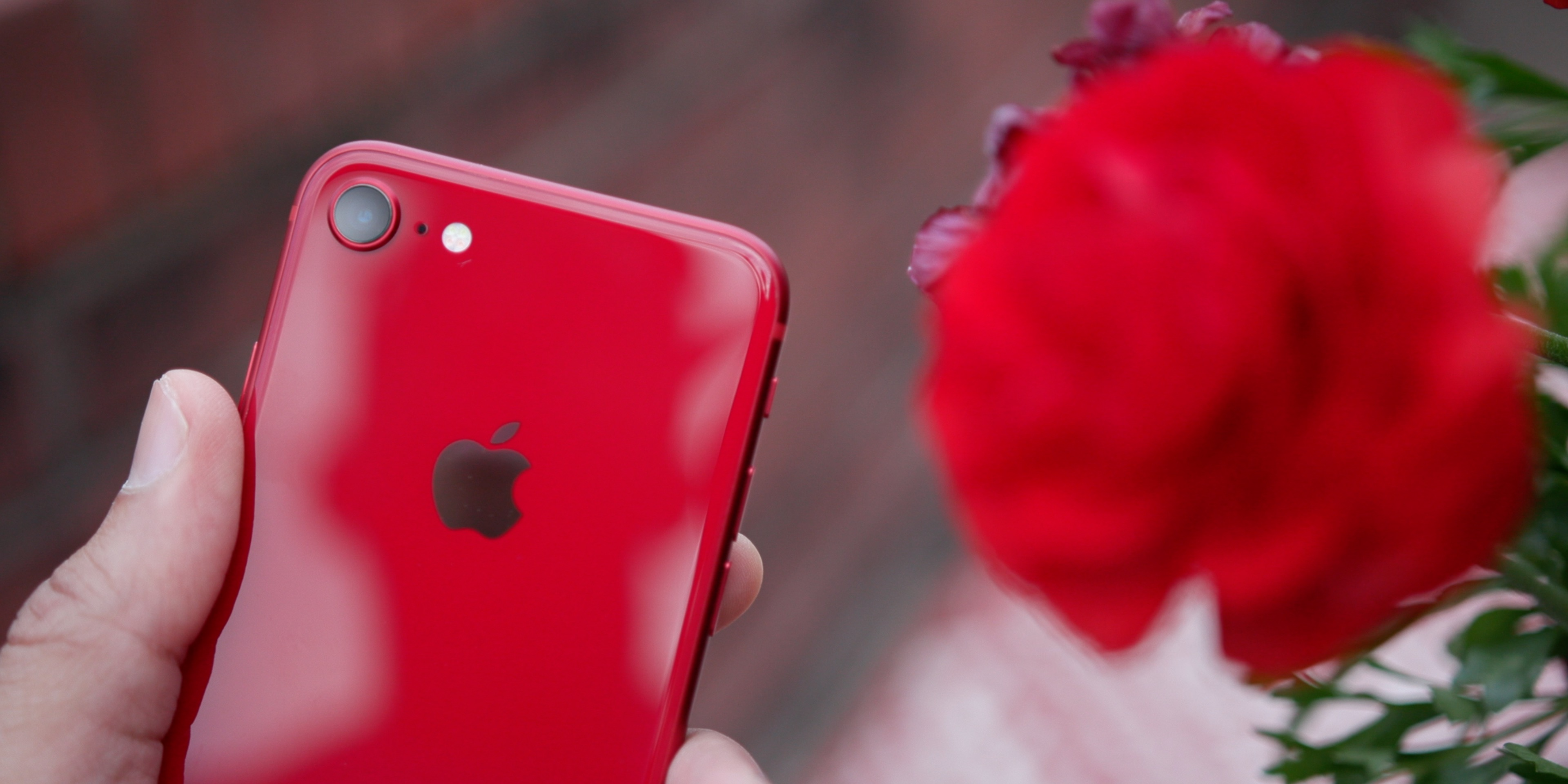 Hands-on: iPhone 8 (PRODUCT)RED special edition [Video]