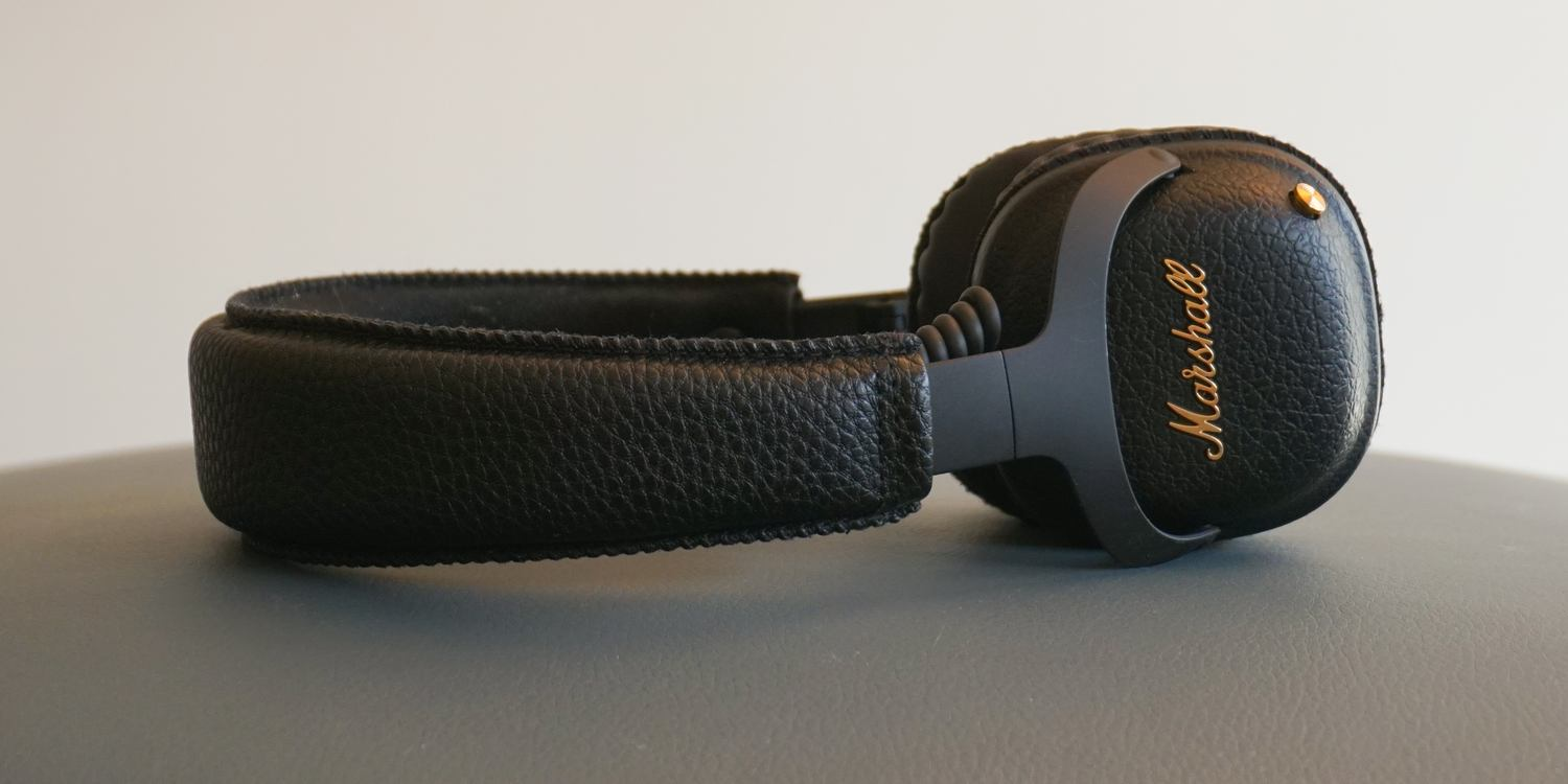 Review: The headline feature of Marshall's Mid ANC on-ear wireless