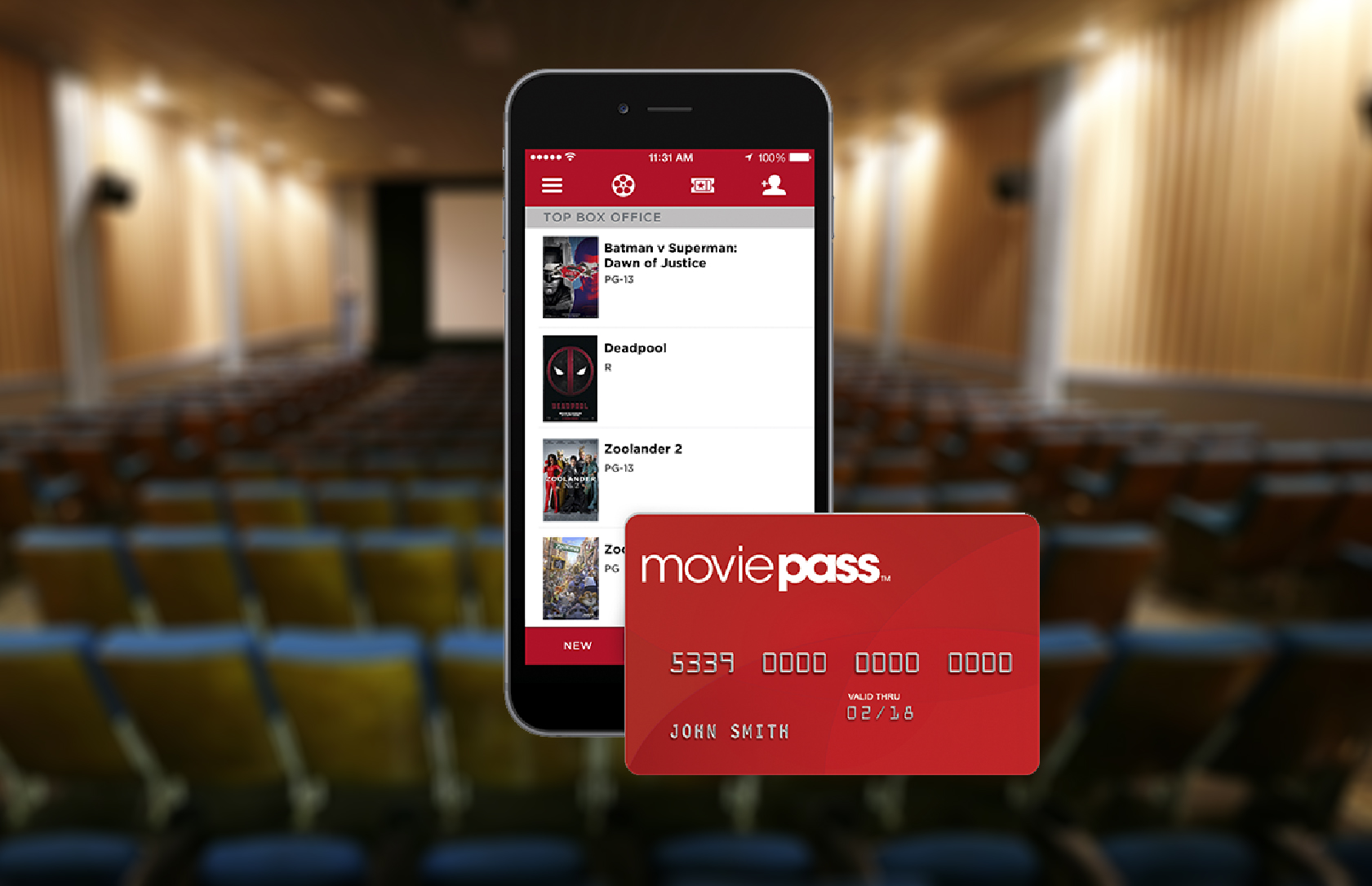 photo of MoviePass closing shop after months of making service worse, but still seeking funding image