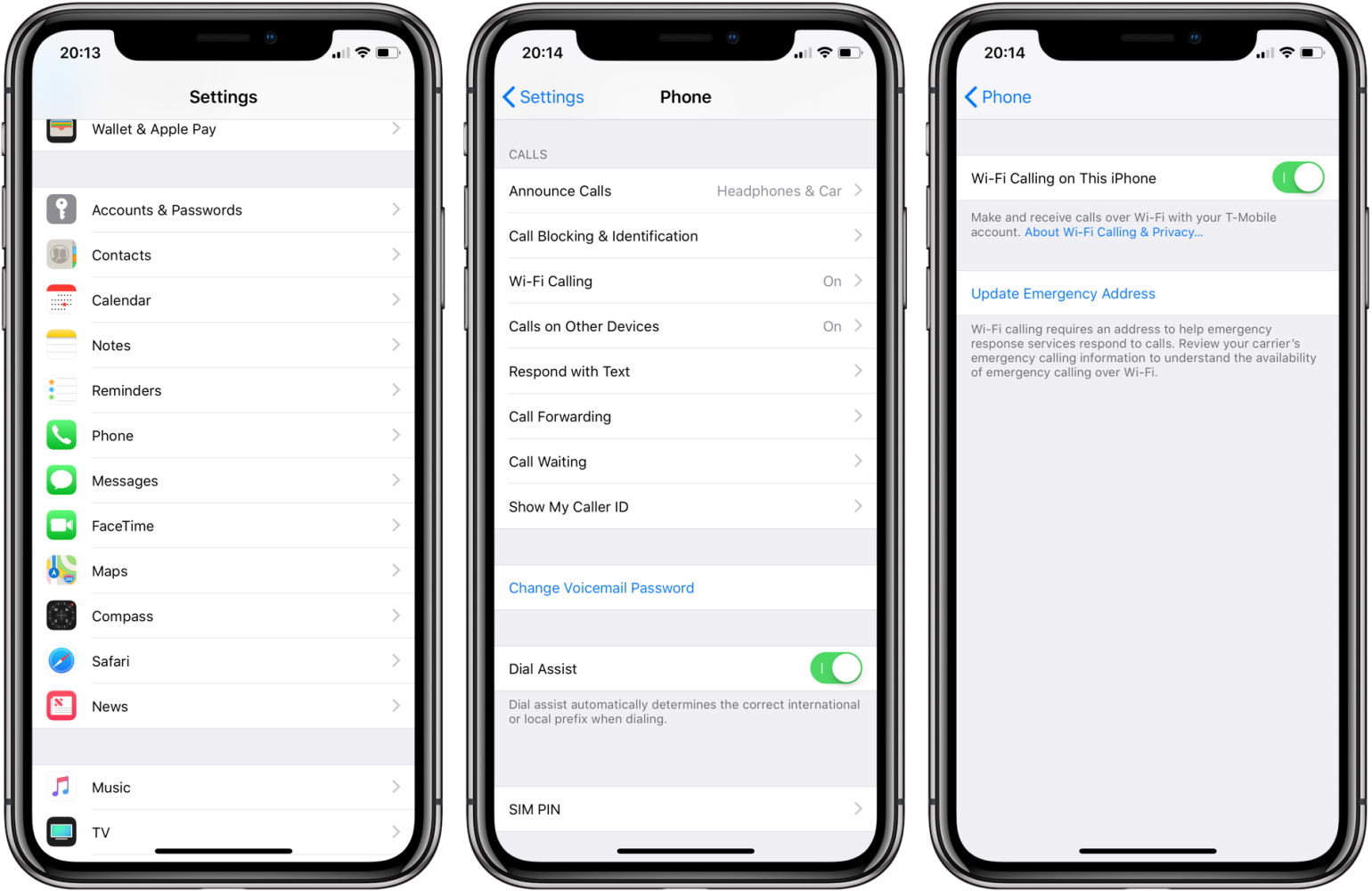 How to enable Wi-Fi calling on iPhone, iPad, or Apple Watch