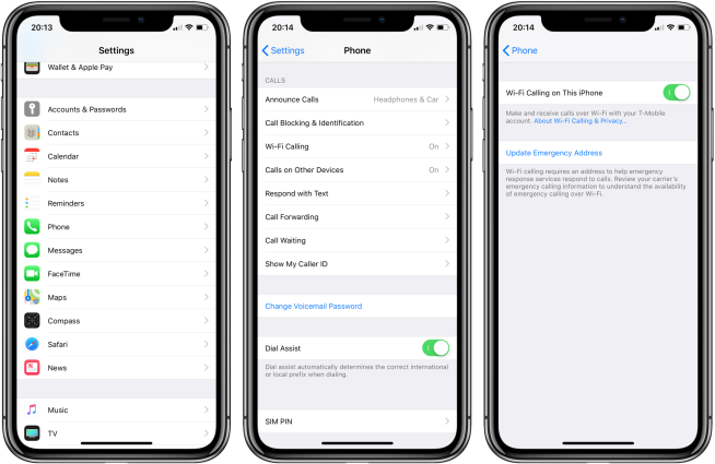 How To Enable Wi Fi Calling On Iphone Ipad Or Apple Watch 9to5mac