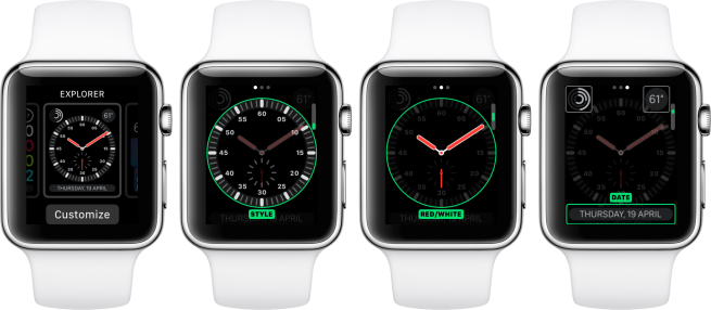 How to change and customize your Watch face on Apple Watch