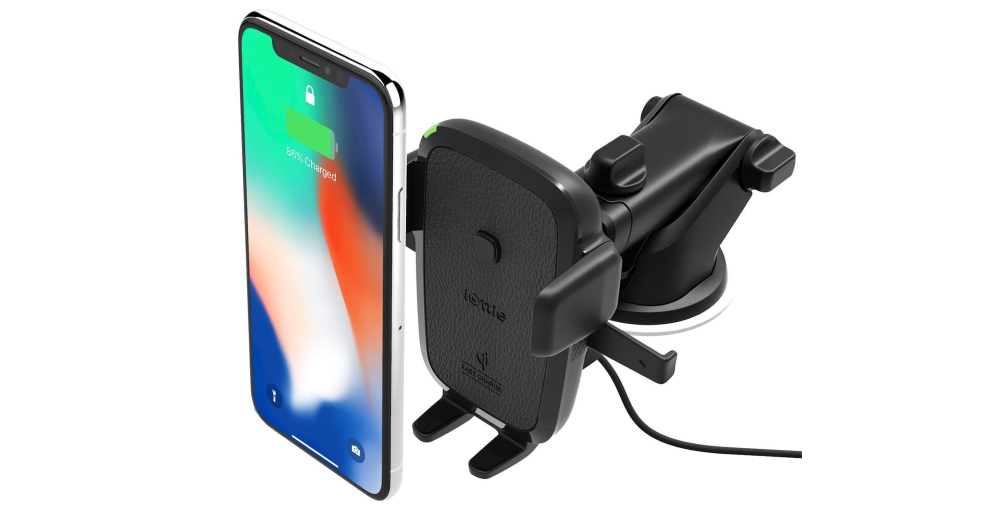 The best in-car wireless chargers, mounts, and more for