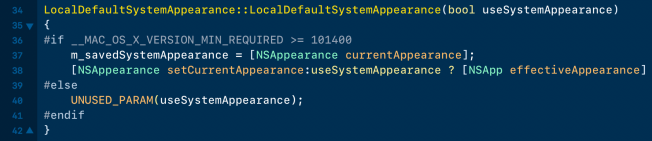 WebKit source code
