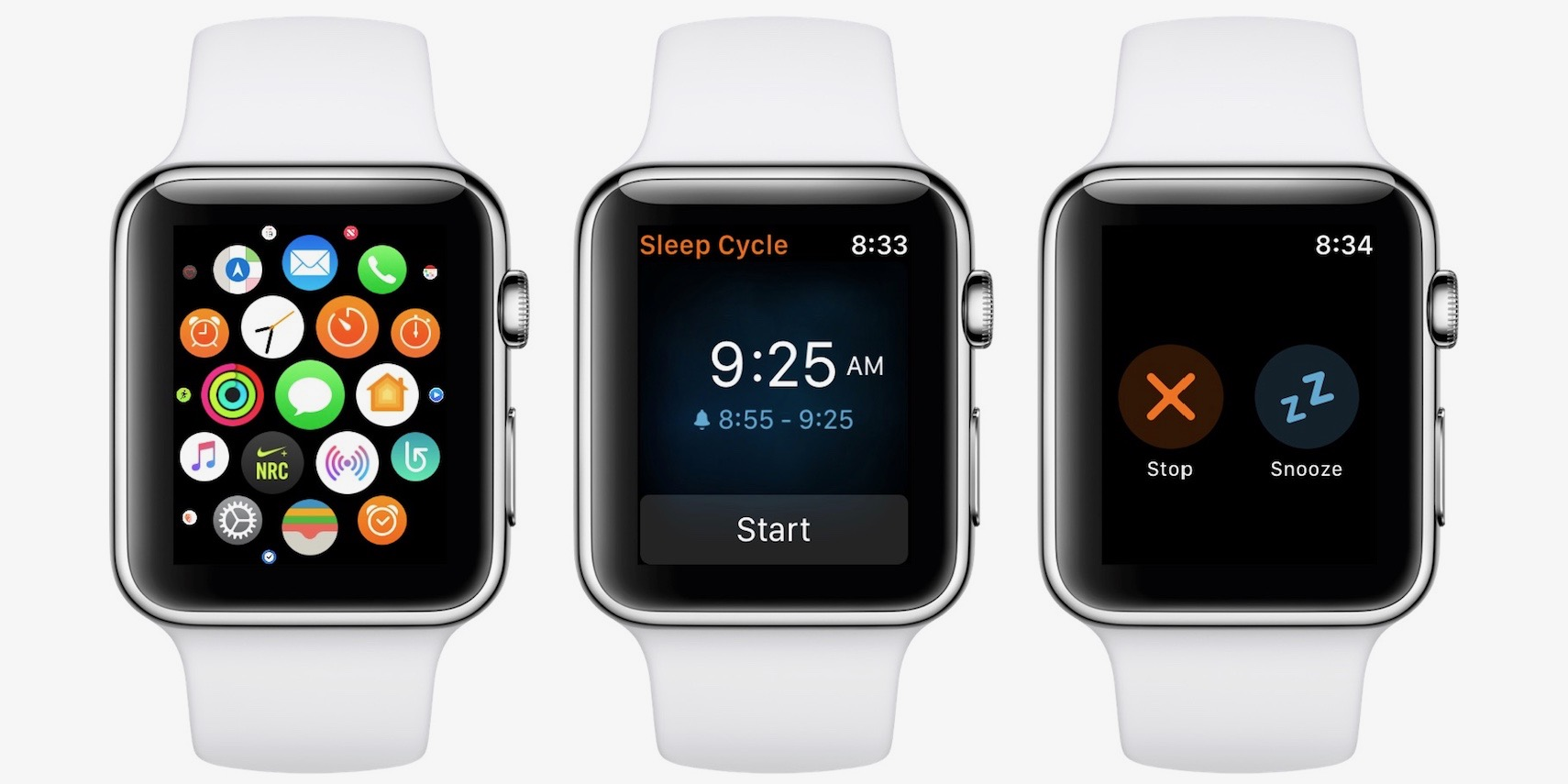 Sleep Cycle Debuts Apple Watch App With Snore Prevention Silent