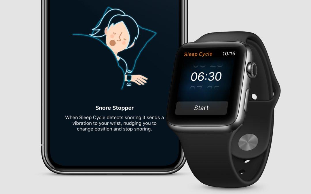 How do i track sleep on apple watch 4
