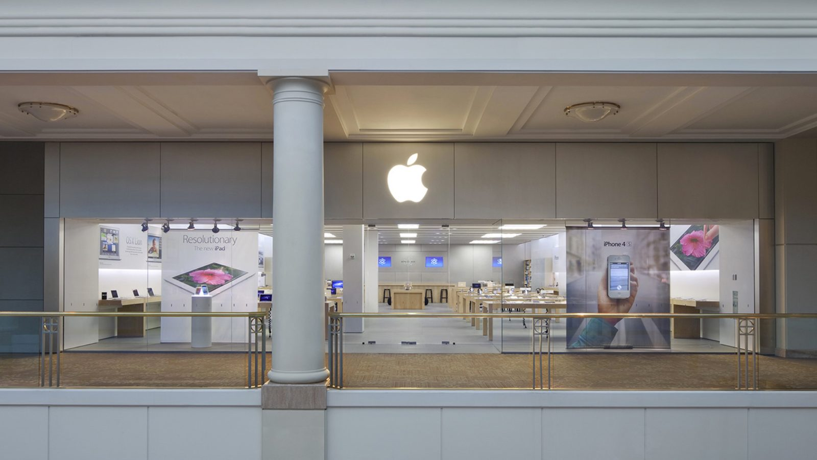 apple store the westchester