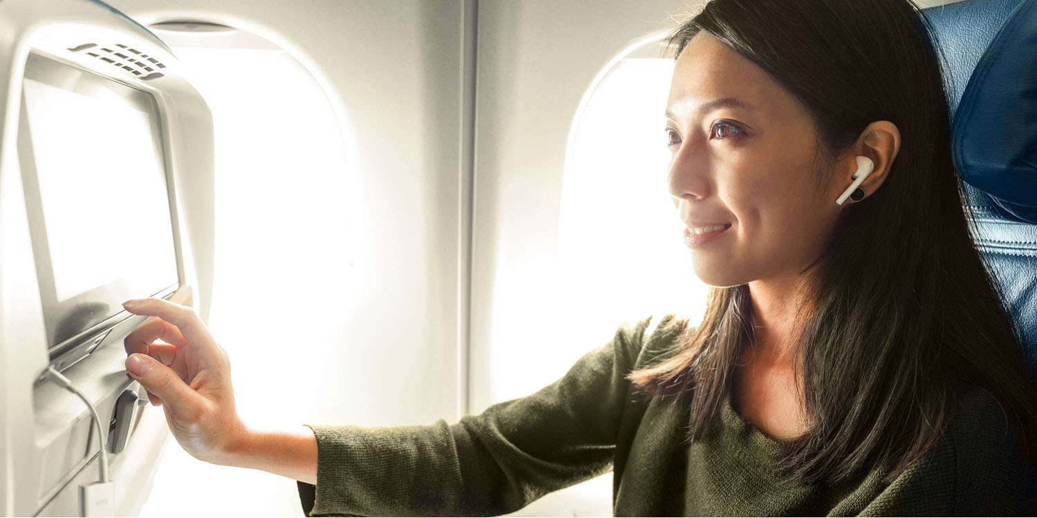 Review Airfly Is A Neat Way To Use Wireless Headphones On Planes 9to5mac
